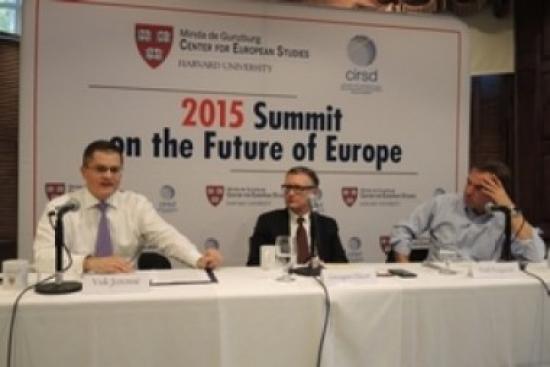 CIRSD i Harvard  samit o budućnosti Evrope