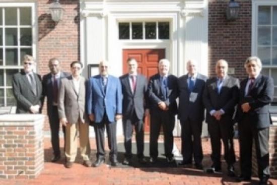 CIRSD Board Meeting at Harvard University
