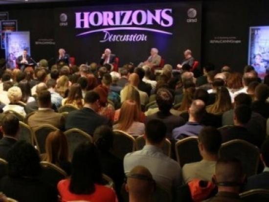 """Horizons panel """"Bliski Istok: Veliko urušavanje"""""""
