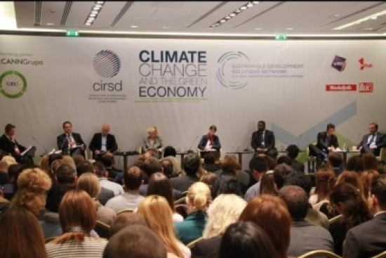 International Conference Climate Change and the Green Economy