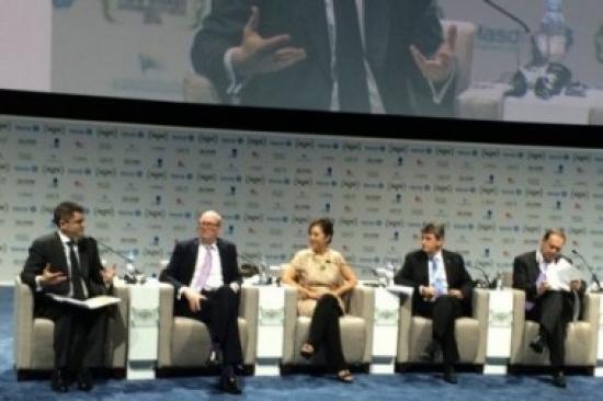 Svetska konferencija o održivom razvoju, Abu Dabi