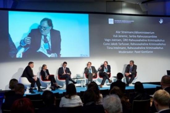 Vuk Jeremić u Talinu o međunarodnom krivičnom pravosuđu