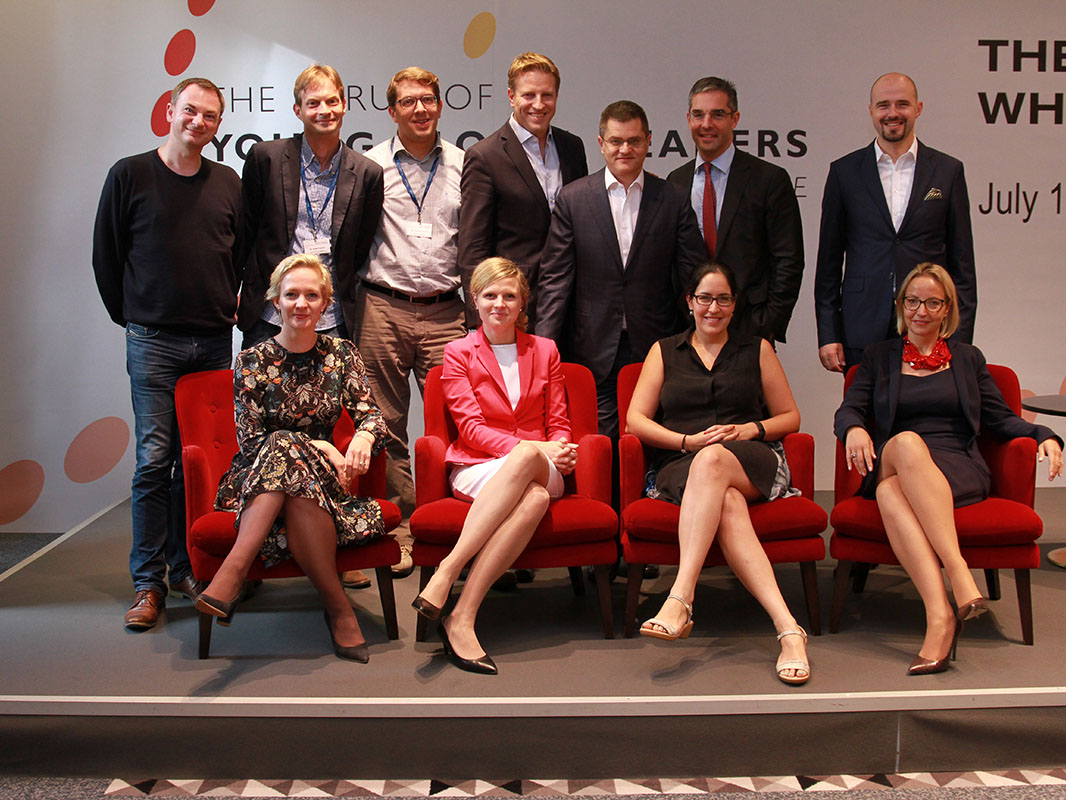 CIRSD Hosted the Young Global Leaders Forum in Belgrade